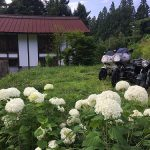 2017年7月 週末朝駆けツーリング-2(野反湖~榛名山)