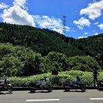 雨の合間に初秋の埼玉西部〜群馬ツーリング